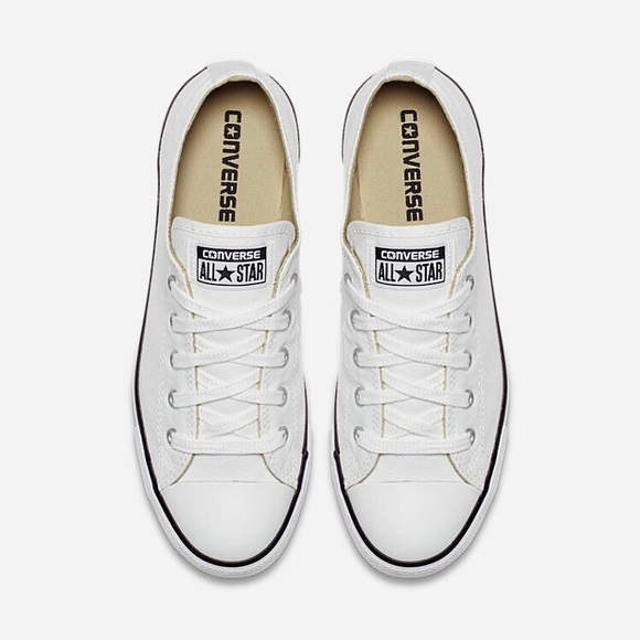 Converse Chuck Taylor All Star Dainty Low Top NWT